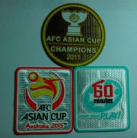 acf cup - Australia AFC ASIAN CUP MINUTES JAPAN ACF ASIAN CUP CHAMPIONS patch soccer patch soccer Badges