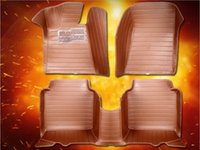 hyundai ix45 - 7 color Hight quality Car foot mat Step mat Auto Floor Mats for HYUNDAI Santa Fe Grand Santa Fe Santa Fe ix45 ix35 ix25 TUCSON