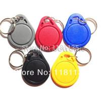 Wholesale MHz RFID IC Key Tags Keyfobs Token NFC TAG Keychain For Arduino