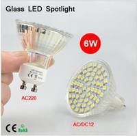 best heat lamp - BEST Selling Full Watt W GU10 MR16 LED lamp Bulbs Heat resistant Glass Body AC V V LEDs Spotlight SMD For Indoor lighting