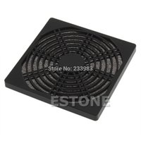 Wholesale New tool for Dustproof mm Case Fan Dust Filter for PC Computer