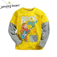 baby rock tees - Jumping Beans Autumn Style Rock out Monkey Tees for M T Baby Boys