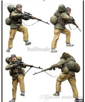 b intelligence - Scale Models WW2 Soviet Intelligence Agency Special Forces B section WWII Resin Model