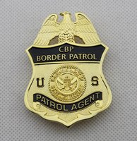 art borders - U S Department of Homeland Security CBP customs and border protection DHS patrol badges