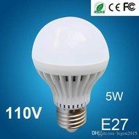 Wholesale Ultra Bright Quality LED Lights AC V V W W W W W Bulb E27 B22 E14 LED Bulb Light Globe Lamp Energy Saving Lighting