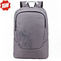 Wholesale Hot Anti theft Zipper men s canvas shoulder backpack bags for Hiking with computer and tablet pocket