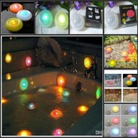 New Year Color Change LED Candles - Color Changing Mood Light LED Bathroom Tub SPA Night Light Recon Table Lamp Wall Lights For Wedding Christmas Evening Party Decoration