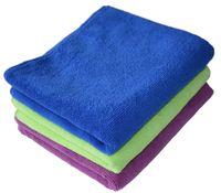 Bathroom kitchen towels - Sinland x74cm Microfiber Cloth Travel Camping Cloths Hand Towels Microfibre Sports Gym Drying Towel
