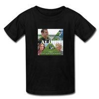 aloha t shirt - Songs of Aloha DIY t shirt Cotton Men s Short sleeve Custom Spring summer t shirt Boy Man Sacual Cloth