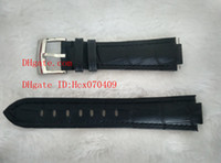 Wholesale Top Quality Mens Wristwatch TAMBOUR IN BLACK LV277 CHRONOGRAPH Leather Watch Strap