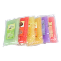 Wholesale 6 colors Paraffin Wax Bath Nail Art Tool For Nail Hands Paraffin Art Care Machine g Paraffin Bath For Hands