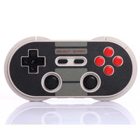 Wholesale Wireless Bluetooth Classic Bitdo NES30 Pro Game Controller Full Buttons for iOS Android Gamepad PC Mac Linux NEW
