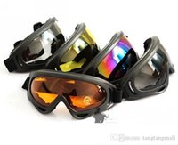 atv games - Ski Snowboard ATV Cruiser Motorcycle Motocross Goggles Off Road Dirt Bike Racing Eyewear Surfing Airsoft Paintball Game glasses A5