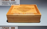bamboo tea towels - Chinese original zisha tea set handmade marked set bamboo tea tray yixing purple clay pot cup filter net towel