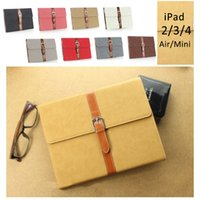 Cheap Briefcase pu leather case Best Ipad air covers