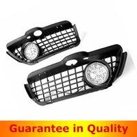 Wholesale for VW Volkswagen Golf Mk3 LED light bulb fog light lamp front bumper grill grille