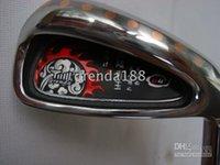 Wholesale grenda d8 irons china NO1 brand brand with steel shaft stiff flex