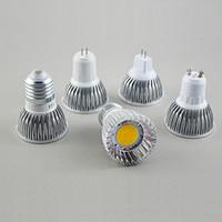 12v gu10 led - In Stock cob led spotlighting e27 Mr16 Gu10 Gu5 w w w track lights led spotlights ceiling spotlight gu10 Oexde Light