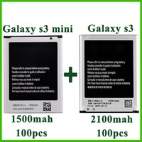 Cheap S3 Phone Battery Best S3 Mini Mobile Battery