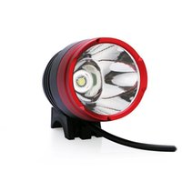 Wholesale New CREE T6 LED Bike Light Lumen Headlight Cycling Lamp Battery Pack Charger Headband
