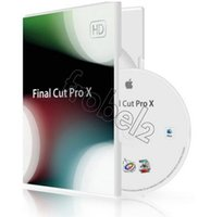 Wholesale Final Cut Pro X English version MACsend by email