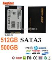 Wholesale L kingspec mm Slim hd SSD sata amp SATA ssd gb SATA3 Solid State Drive Hard Disk gt