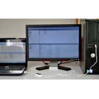USB de alta velocidad de PC a PC de sincronización de datos en línea Conexión de red de transferencia de archivos por cable de sincronización del flash pc por cable NUEVO