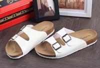 Wholesale Birkenstock Sandals Women Flats Flip Flops Slippers Women Men Sandal Plus Size Shoes Woman Zapatos Mujer Sandalias Femininas