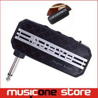 Wholesale New JOYO JA Super Lead Guitar Sound Effect Mini Guitar Amplifier Pocket Amp w Headphone Output and MP3 input MU0062