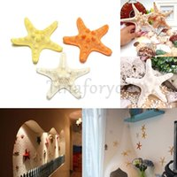Wholesale Colorful Popular Featured Natural Artificial Starfish Platform Ornament Accessories wedding decoration