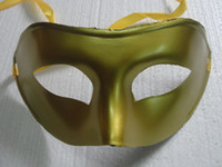Wholesale Hot sales The Christmas mask Venice mask masquerade party supplies prom Masks Plastic Half Face Mask