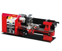 bench lathe - Mini Lathe machine tool for Metalwork or DIY Horizontal MM C3 CJ9518D Mini Bench Lathe