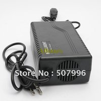 Wholesale E bike Scooter Electric bicycle charger AC110V DC60V Ah A Free Shiping Brand new