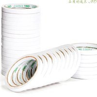adhesive paper for fabric - 93mm X mm Clear double faced adhesive sticker tape sticky for paper fabrics touch panel have stock in fast ship