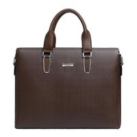 Wholesale Awen new arrival high quality horizontal vintage leather messenger bag for men leisure mens leather briefcase mens shoulder bags