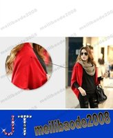 Wholesale New Fashion Warm THIN Women batwing Smocked Sweater Cardigan Wraps Sweater Tops OutCoat Fitted Knit MYY14745
