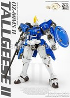 gundam - DRAGON MOMOKO model MG am Tallgeese With ax and spear stock Assembled am Models Quality toy