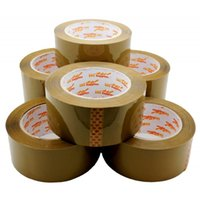 Wholesale 110 Yard Mil Packing Tape Tan Brown Carton packing Tape