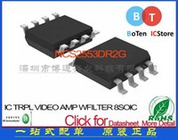 amp filter - NCS2553DR2G IC TRPL VIDEO AMP W FILTER SOIC NCS2553DR2G New original