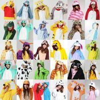 tigger - New Unisex Men Women Adult Pajamas Cosplay Costume Animal Onesie Sleepwear Suit Tiger Panda Pikachu Unicorn Tigger Bear Panda