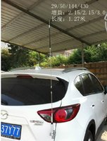 Wholesale HUAHONG HH Four band MHz Mobile Antenna for TH KG UV920R FT R FT R quad band car radio