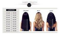 Cheveux brésiliens 8A 8-30 pouces Cheveux brésiliens péruvienne péruvienne Indian Virgin cheveux extensions 3pcs cheveux droits grande qualité tisse