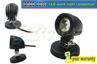 Wholesale 2PCS quot W CREE LED Work Light Bar Spot Flood Motorcycle Driving Lamp WD UTE ATU BOAT
