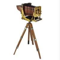 Wholesale Photography Props Vintage Kodak Retro Iron Tripod High Quality Photography Studio Props Cheap Photography Props D34