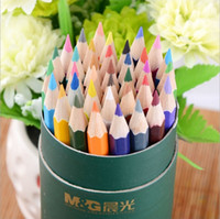 Wholesale Secret Garden Color eco friendly pencil loading set new colored pencils Water soluble color pencil for Students MC