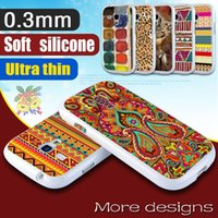 Cheap Case For Samsung Galaxy S3 mini Soft Cover For Samsung S3 mini Case I8190 Hot For Galaxy s3 mini Case White Phone Accessories