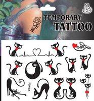Wholesale Temporary Body Tattoos stickers cm Korea waterproof men women Body Art Tattoo stikers DHL EMS freeship