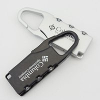 Wholesale New Zipper Bag Luggage Backpack Cabinet Armoire Door Combination Code Lock Latch Security Digital Padlock