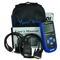 Chevrolet benz bag - 2015 Vgate VS450 OBDII OBD2 Auto Scan Tool Fault Code Reader ABS AIR BAG for Audi VW Seat Skoda