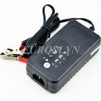 agm vrla batteries - 12V car battery charger V motorcycle battery charger V lead acid battery charger for V SLA GEL AGM VRLA battery